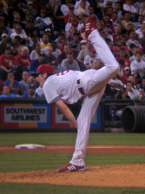 Philly Sports Cole Hamels (31) 2007