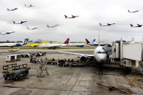 So many planes 2012