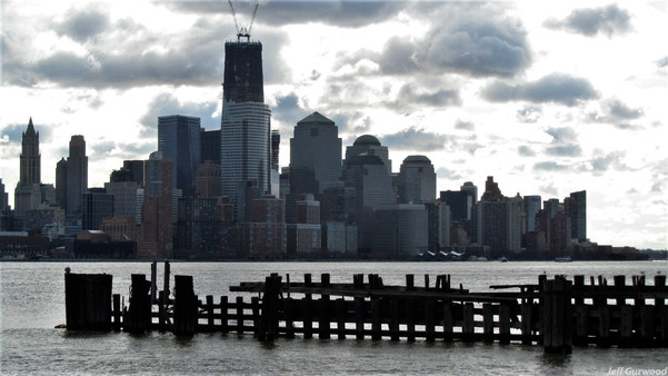 Freedom Tower Construction 2011