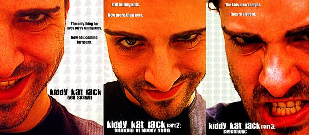 Kiddy Kat Jack 3 Banner fun poster