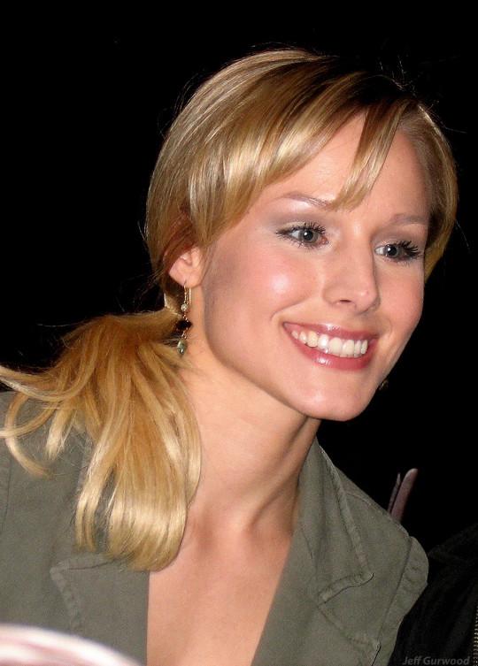 Kristen Bell Paley Center 2005