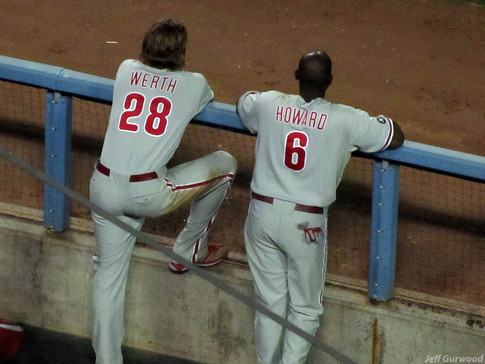 Philly Sports Werth and Howard (43) 2010