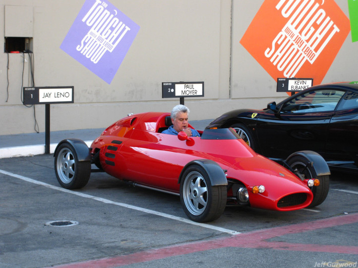 The Tonight Show with Jay Leno Cars 2006 7
