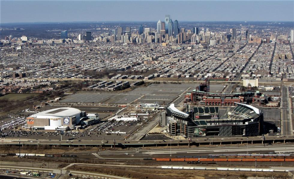 Aerial Photography (85) Philadelphia 2012
