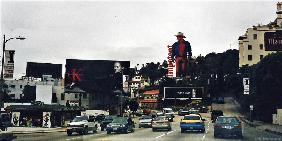 Sunset Strip 1999