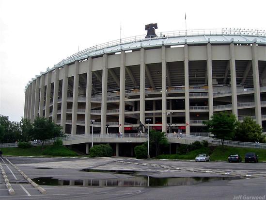 Philly Sports Veterans Stadium 2003
