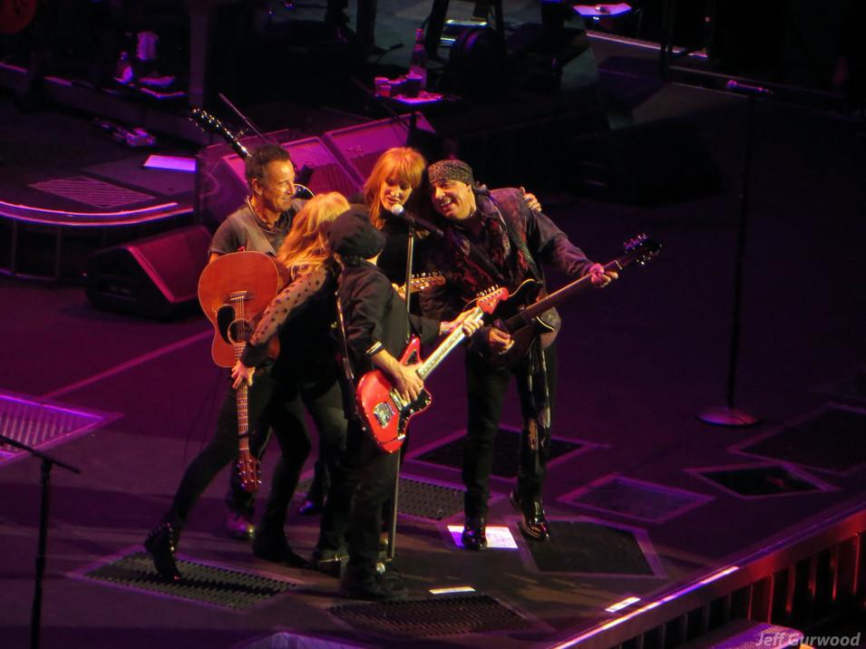 Bruce Springsteen 3-17-16 LA Sports Arena