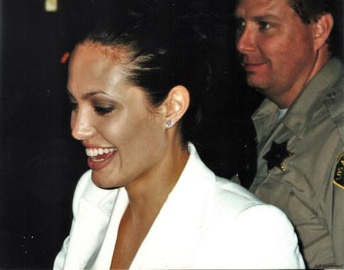 Angelina Jolie Oscars 2001 Vanity Fair