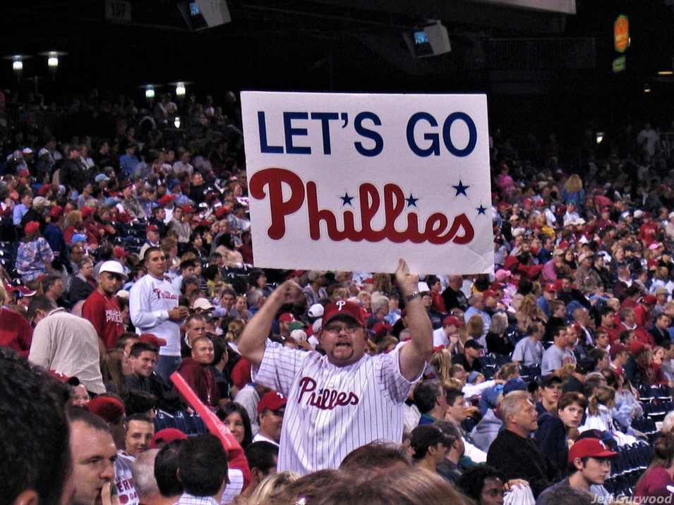 Philly Sports Fan (21) 2005