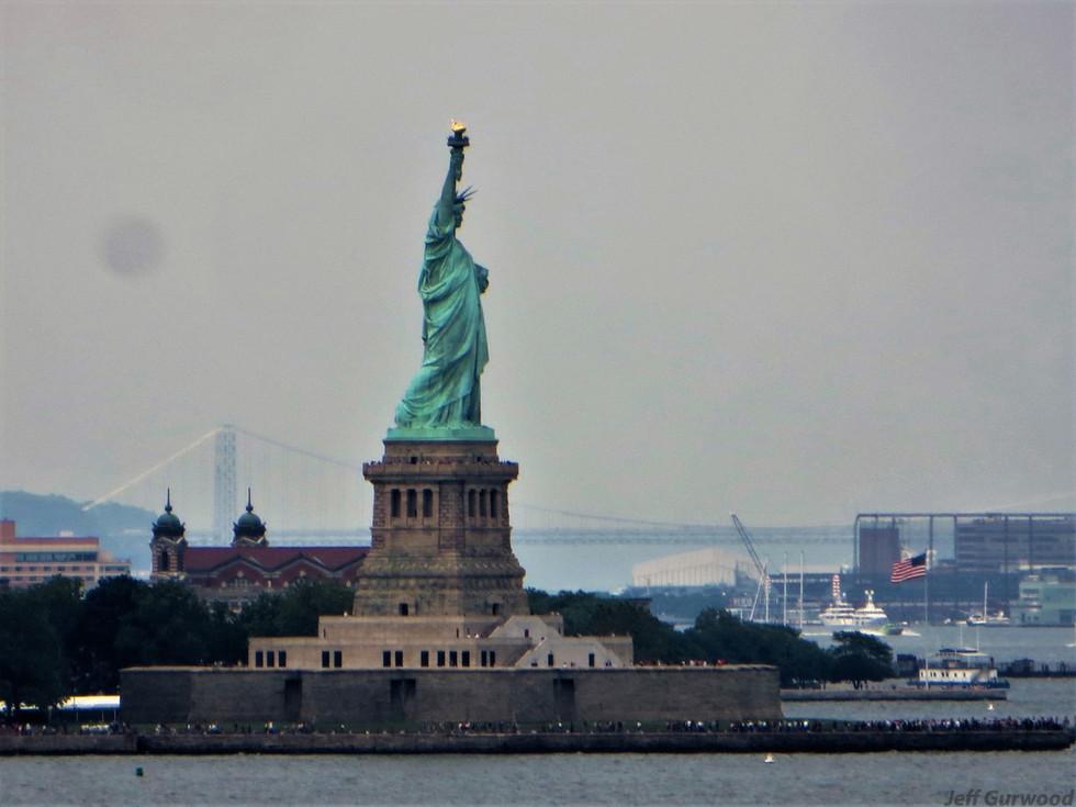 Statue of Liberty 2018