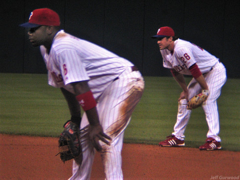 Philly Sports Howard and Utley (29) 2007