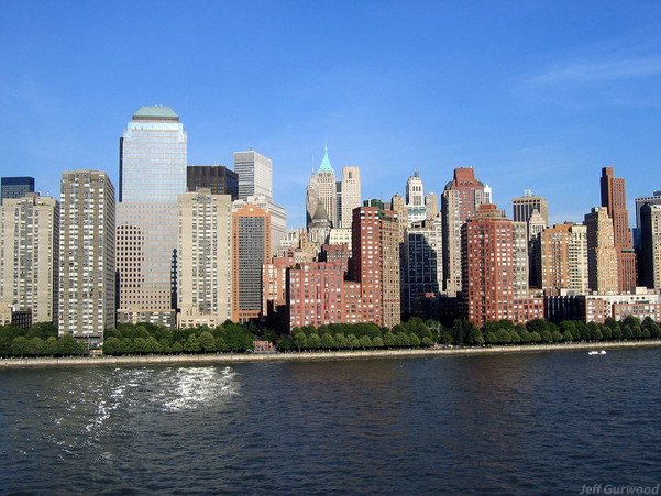 NYC Waterfront 2004