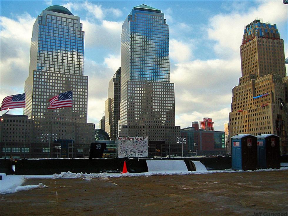 Ground Zero 5 2002