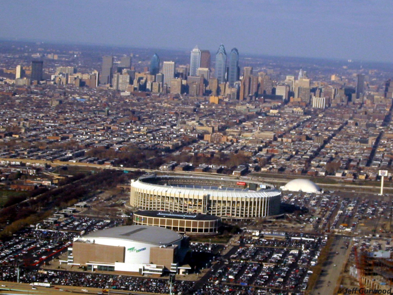 Aerial Photography (1) Philadelphia 2001