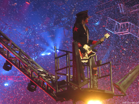 Motley Crue 12-31-15 Staples Center final show