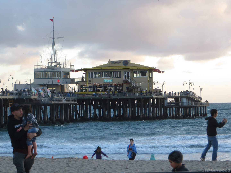 Santa Monica Pier 2018