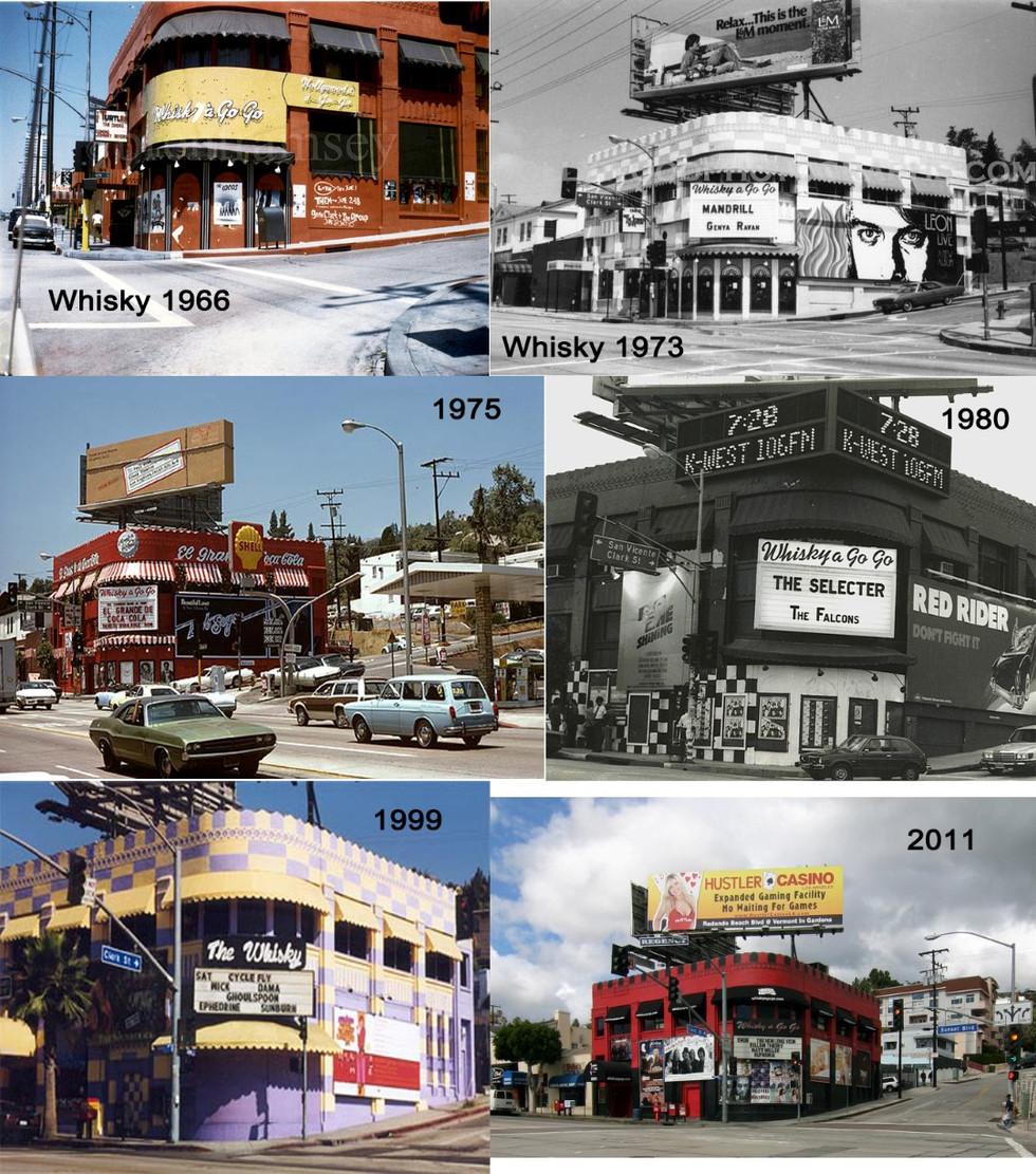 Whisky 1966 - 2011