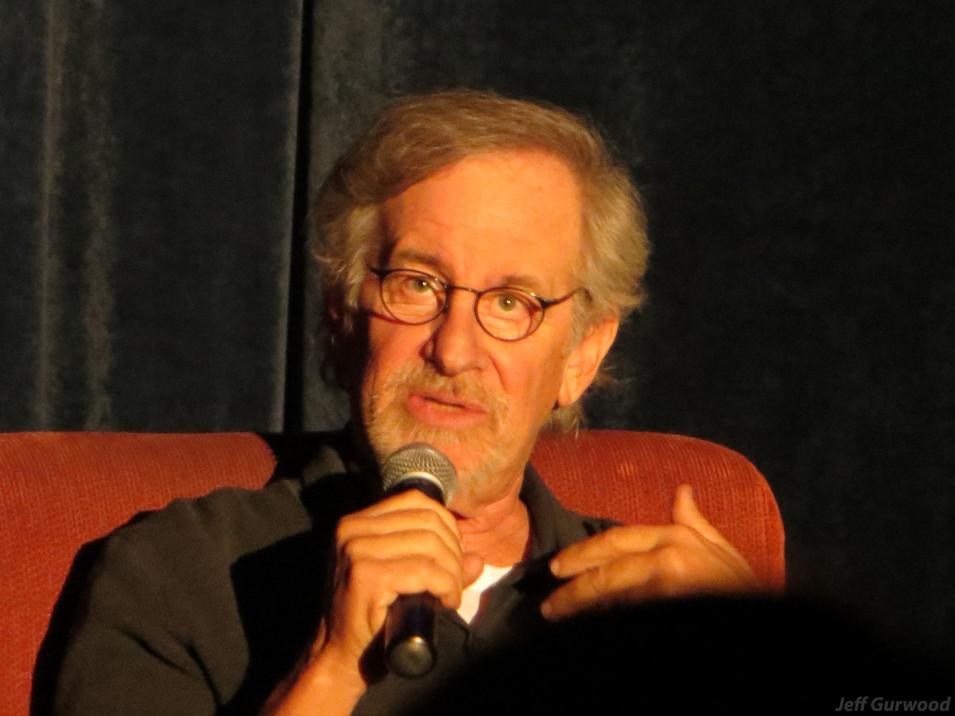Steven Spielberg Cineramadome 2013
