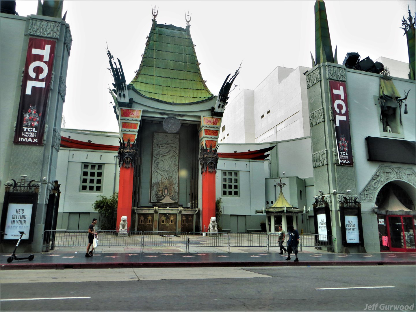 Hollywood Quarantine 3-31-20 Chinese Theater 5pm