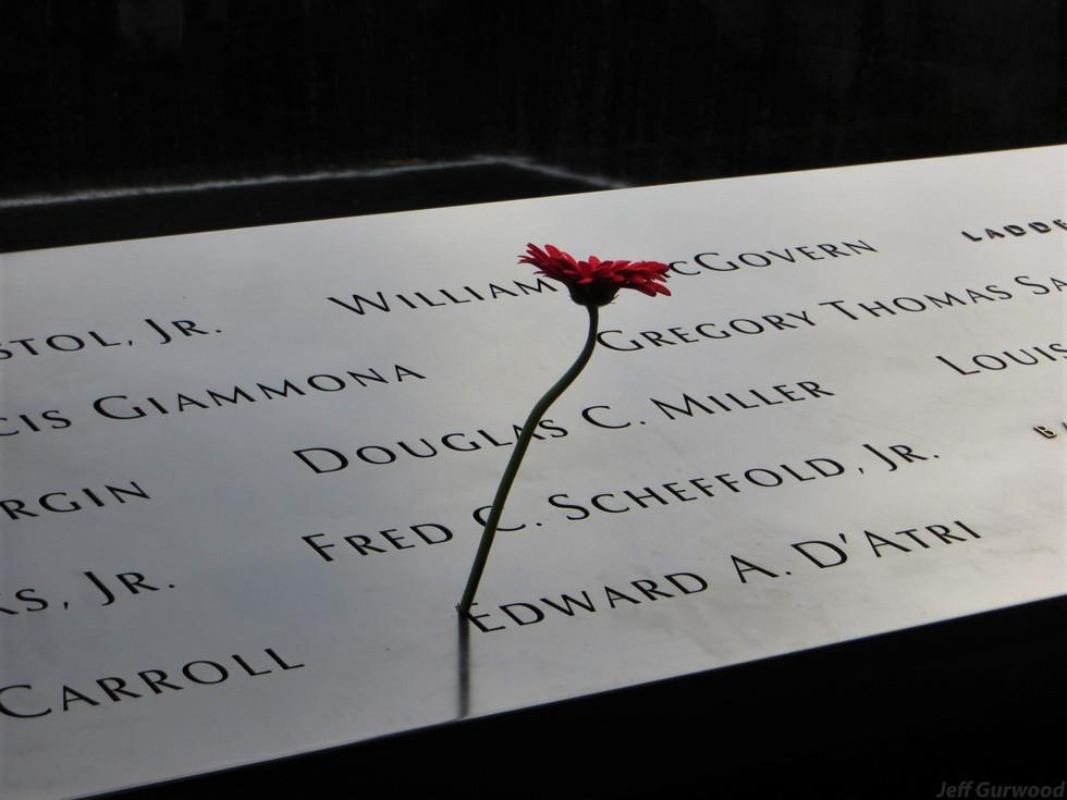 9/11 memorial 2 2016