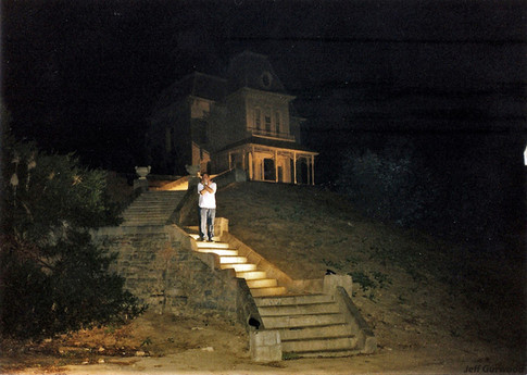 Bates Motel night 1999