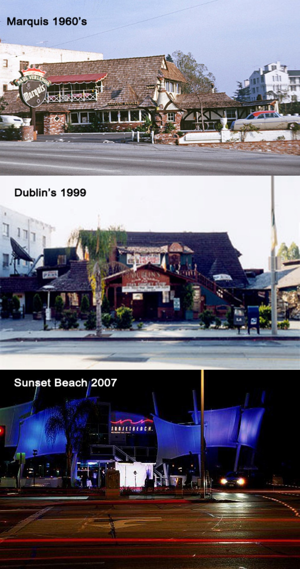 Dublins 1960 1999 2007