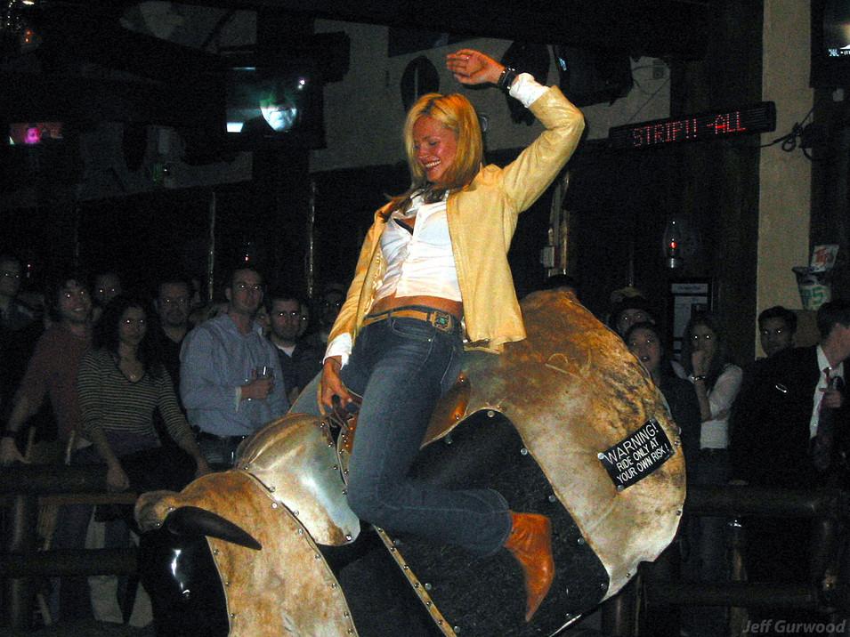 Natasha Hensridge Sattle Ranch 2003