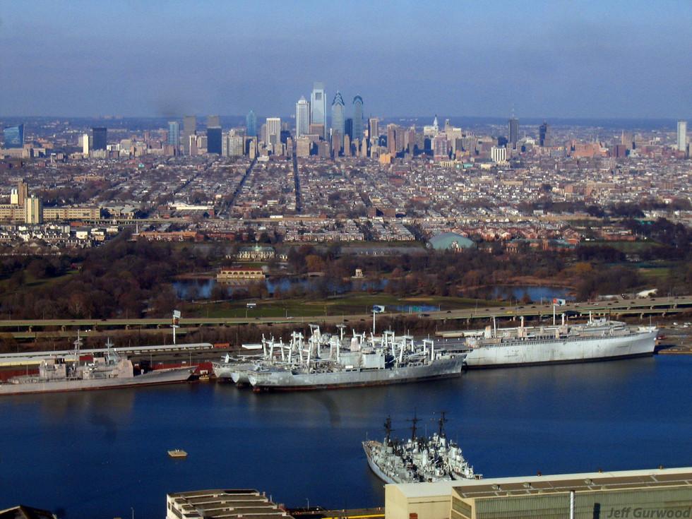 Aerial Photography (20) Philadelphia 2007