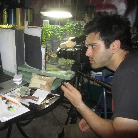 Indyanimation animation shoot 2011 (10).