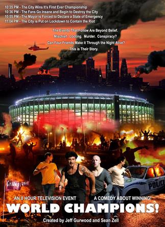 World Champions TV concept art