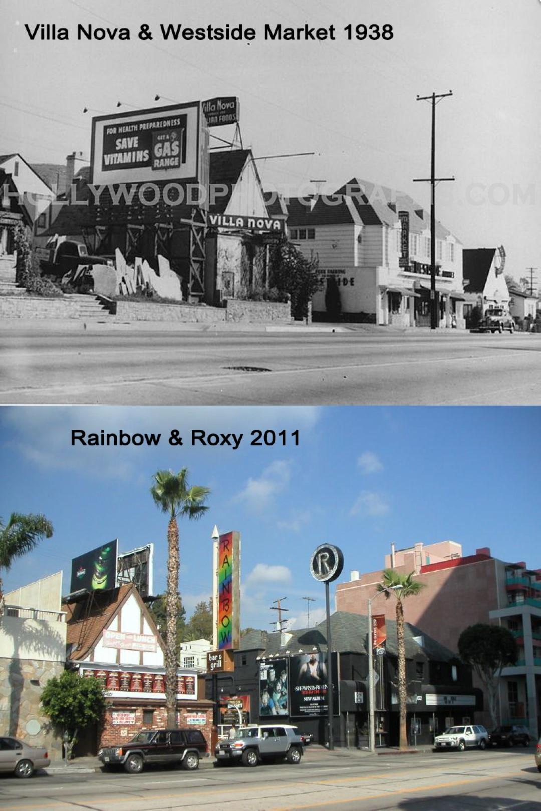 Roxy & Rainbow 1938 - 2011