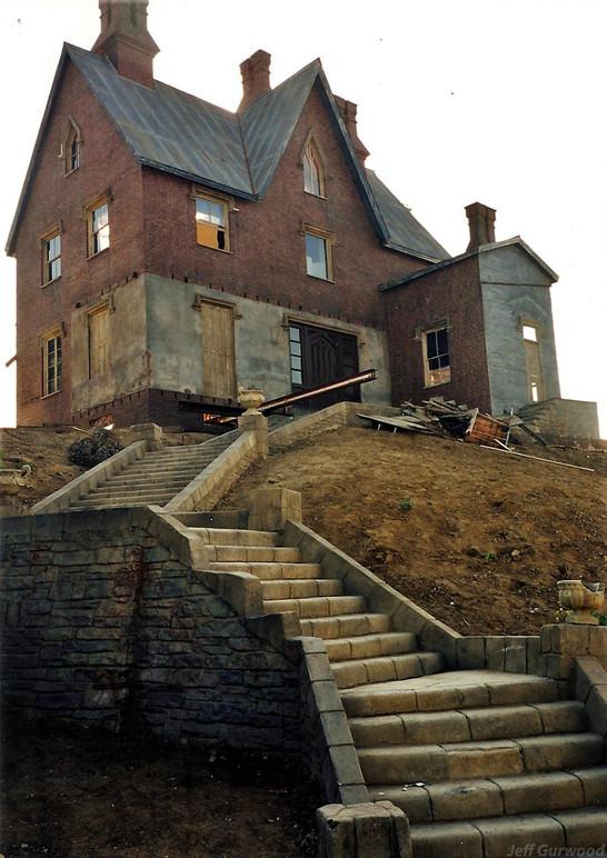 Psycho remake house 1998 1