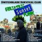 2013 Geriatric Sunset Punk cover