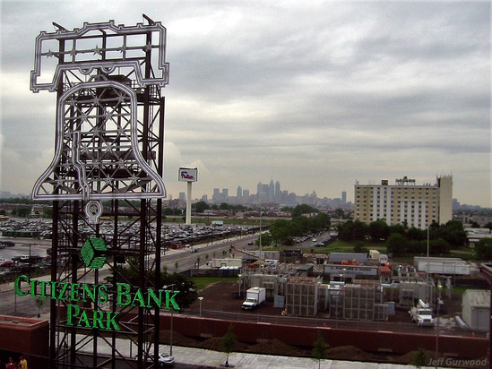 Philly Sports Citizen's Bank Park (10) 2004