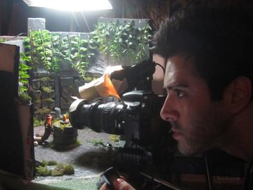Shooting Indyanimation 2011