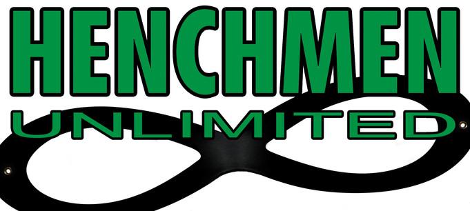 Henchmen Unlimited TV Concept logo