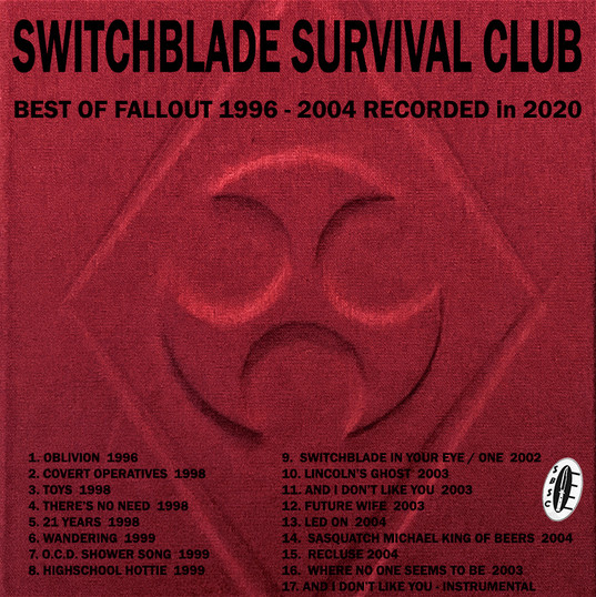 2020 Best of Fallout 1996 - 2004 cover