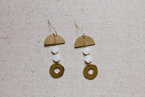 Hama Statement Earrings