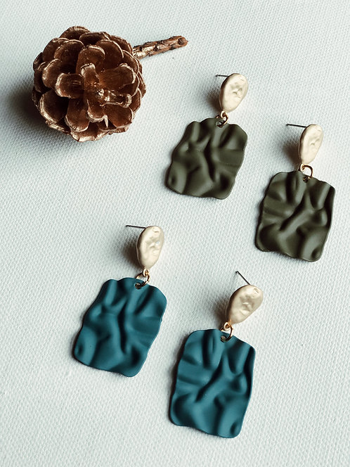 Batu Karang Drop Earrings
