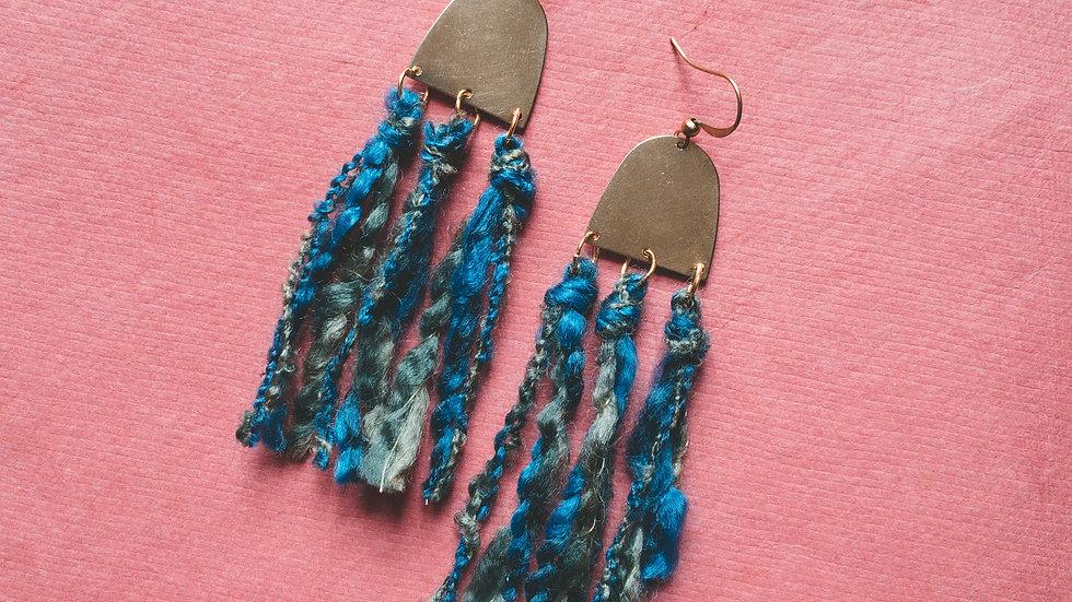 Lanna Statement Earrings