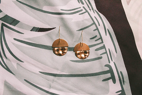 Mahina Mirror Earrings