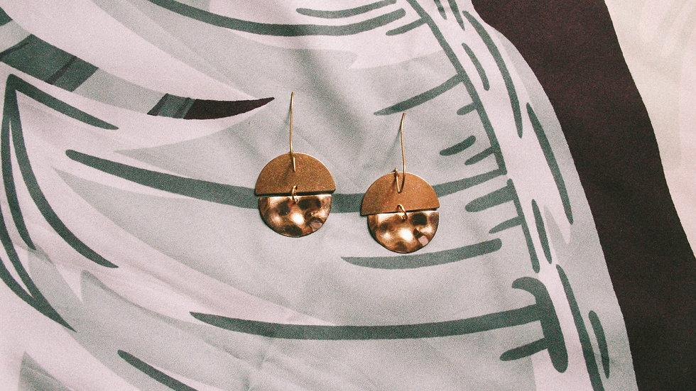 Mahina Mirror Earrings