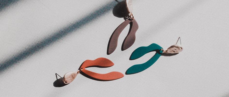 Seaweeed Earrings