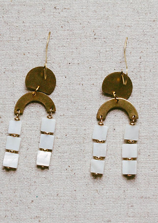 Tasi Statement Earrings