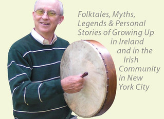 Jim Hawkins: The Irish People in Story, Song, Poetry & Narration - Part 2
