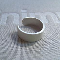 anillo para pie