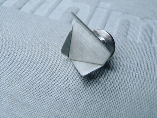 small origami pin
