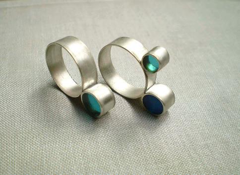 anillos burbujas 8