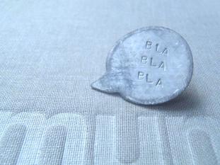 blah blah blah pin