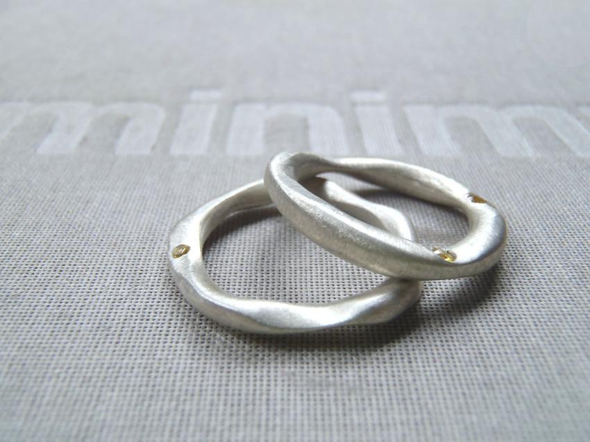 organic rings with zirconia